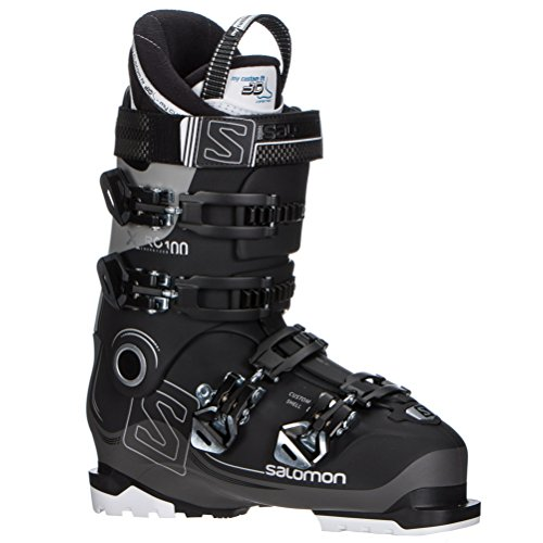 - Salomon X-Pro 100 Ski Boots - 27.5/Black-Anthracite-Light Grey