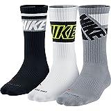 Nike 3 Pack Unisex Dri-FIT Fly Rise Crew Socks