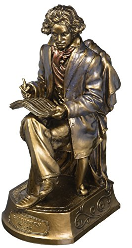 Design-Toscano-WU75131-10-in-The-Great-Composers-Statue-Beethoven