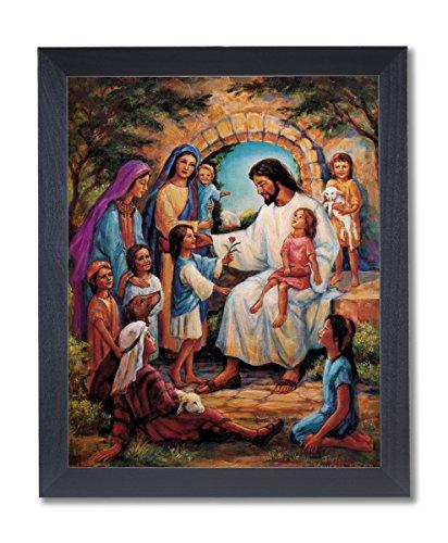 jesus pictures framed - 5