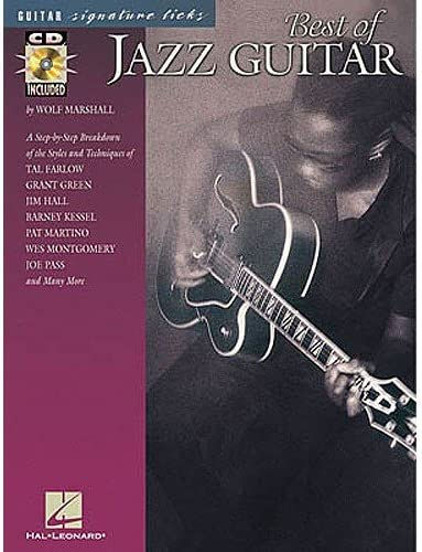 Guitar Signature Licks: Best Of Jazz Guitar. Partituras, CD para ...