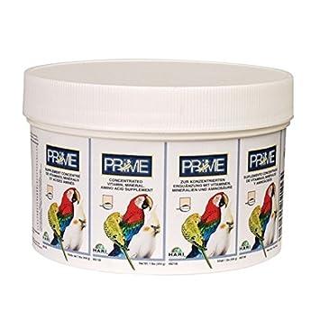 Prime Suplemento de Vitaminas, Minerales y Aminoácidos - 320 gr: Amazon.es: Productos para mascotas