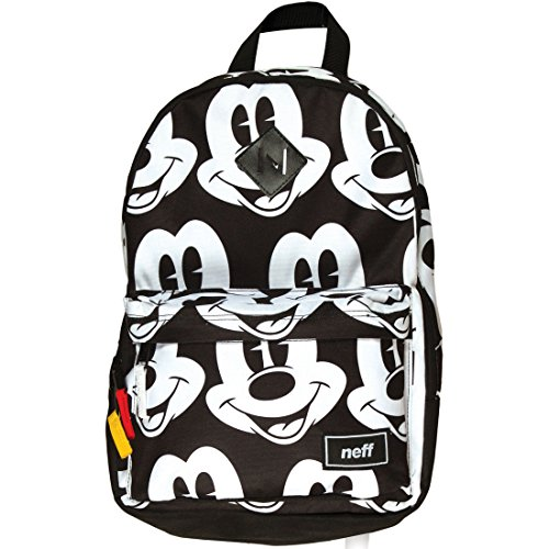 Disney's Mickey Mouse Black Backpack