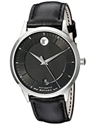 Movado Men's Automatic Date Analog Watch 0606873
