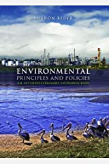 Environmental Principles and Policies: An Interdisciplinary Introduction by Sharon Beder (2006-10-03)