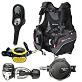 Aqua Lung Women's Pearl (2016) Scuba Gear Package