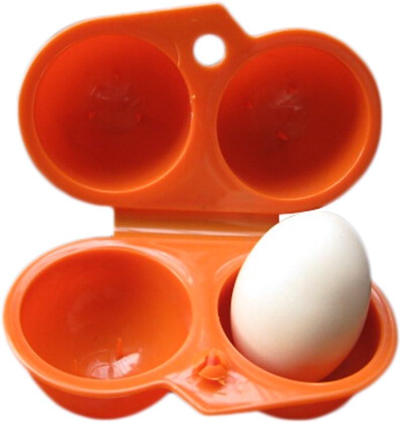 Incasso frigorifero tutti tipi di fabrikate casuale colori Milopon porta uovo Uova ripiano per Frigorifero Uova Scatola Portaoggetti multifunzione Box portatile di//frigorifero combinazione