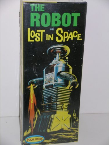 Polar Lights The Robot from Lost In Space Plastic Model Kit by Polar Lights