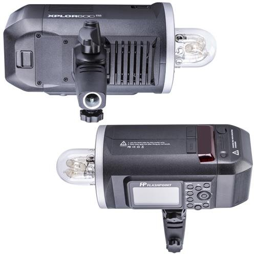 Flashpoint XPLOR 600 HSS Battery-Powered Monolight with Built-in R2 2.4GHz Radio Remote System (Bowens Mount) by Flashpoint (Image #2)