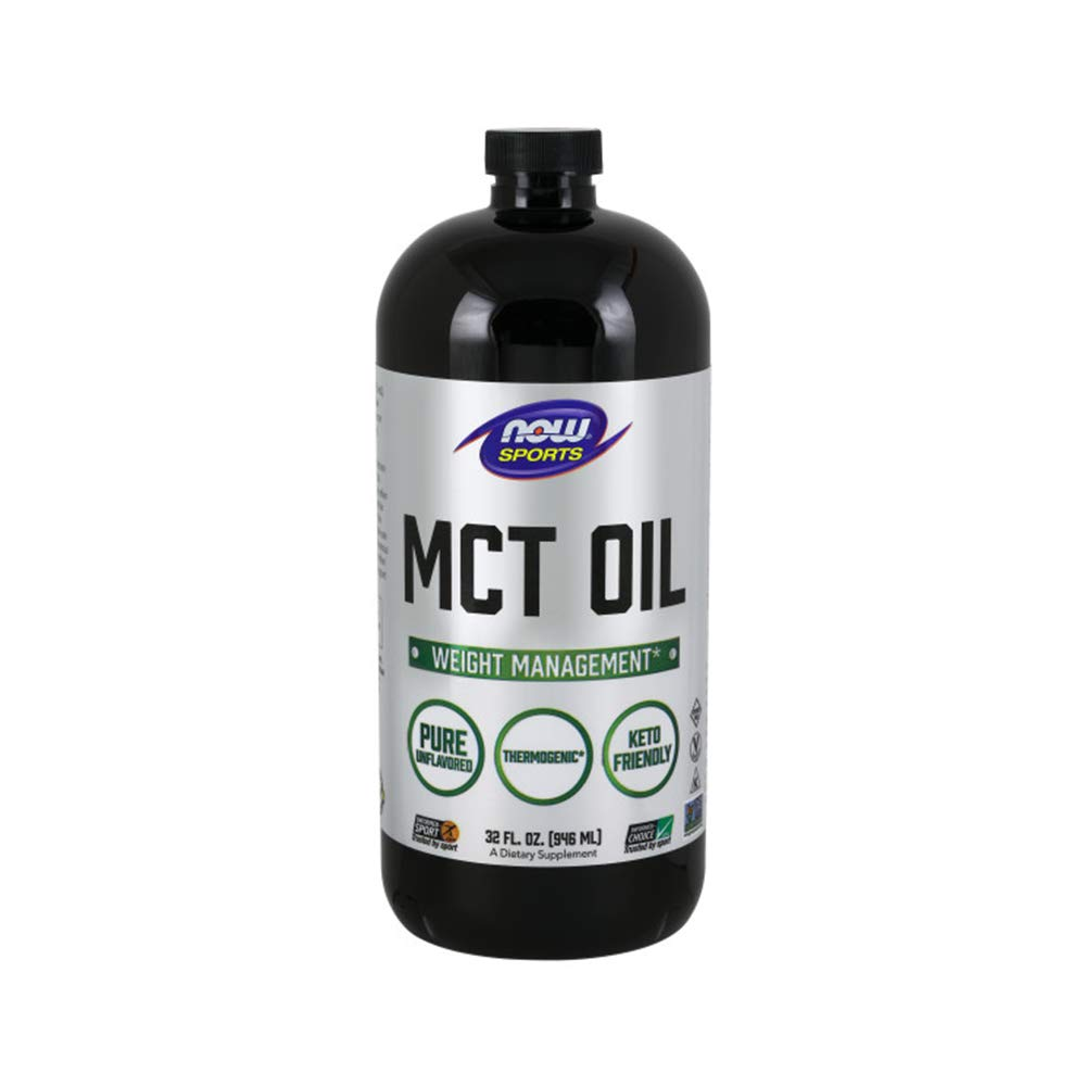 NOW Foods MCT 100% Oil, 32 fl oz by NOW Foods