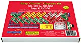 Snap Circuits UC-30 Electronics Exploration Upgrade Kit | SC-100 to SC-300 | Upgrade Junior to Classic