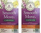 Cheap Traditional Medicinals – Smooth Move Senna, 2 Pack of 50 capsules by Traditonal Medicinals