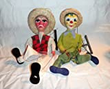 Mexican Marionette Assorted