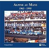 Alpine au Mans 1963-1995