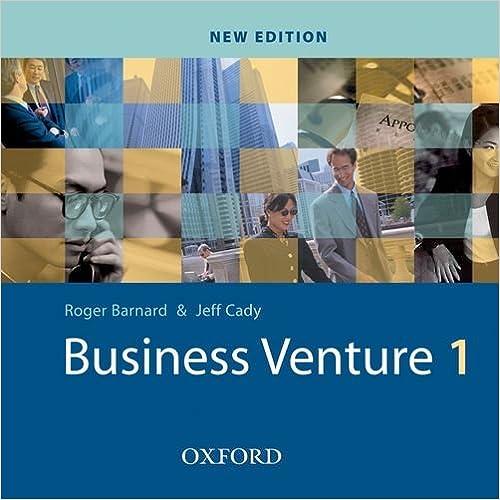 business venture 1 audio download