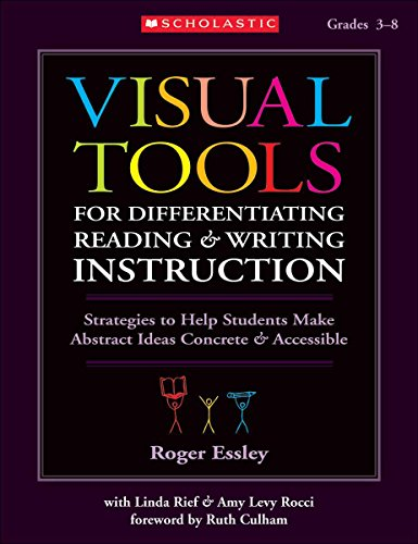 Visual Tools for Differentiating Reading & Writing Instruction: Strategies to Help Students Make Abstract Ideas Concrete & Accessible ()