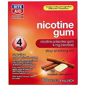 Stop Smoking Aids nicotine gum