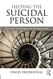 img - for Helping the Suicidal Person book / textbook / text book