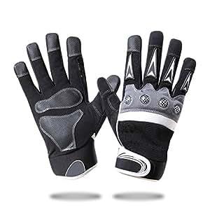 Amazon.com : Q_STZP Gloves Glove Mitten Motorcycle Gloves