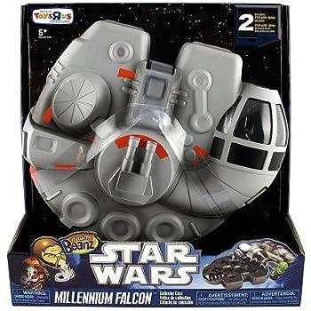 Amazon.com: Mighty Beanz Carry Case - Star Wars Millenium ...
