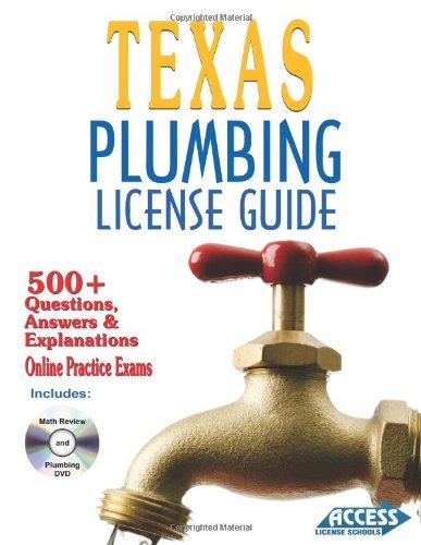 Download Texas Plumbing License Exam Guide PDF