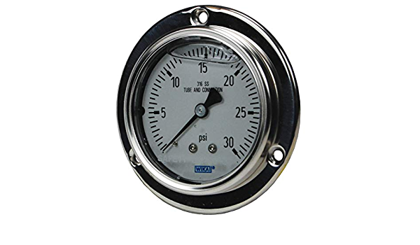 Dixon Stainless Steel Stainless Panel Builder Gauge