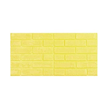 Gallity Women Blouse clearance sale Self-adhesive Brick Wall Sticker -3D  Wall Panels Brick 515103e116