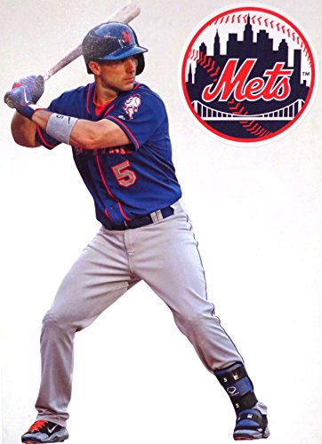 David Wright Wall Graphic - FATHEAD David Wright Mini New York Mets Official MLB Vinyl Wall Graphic 7