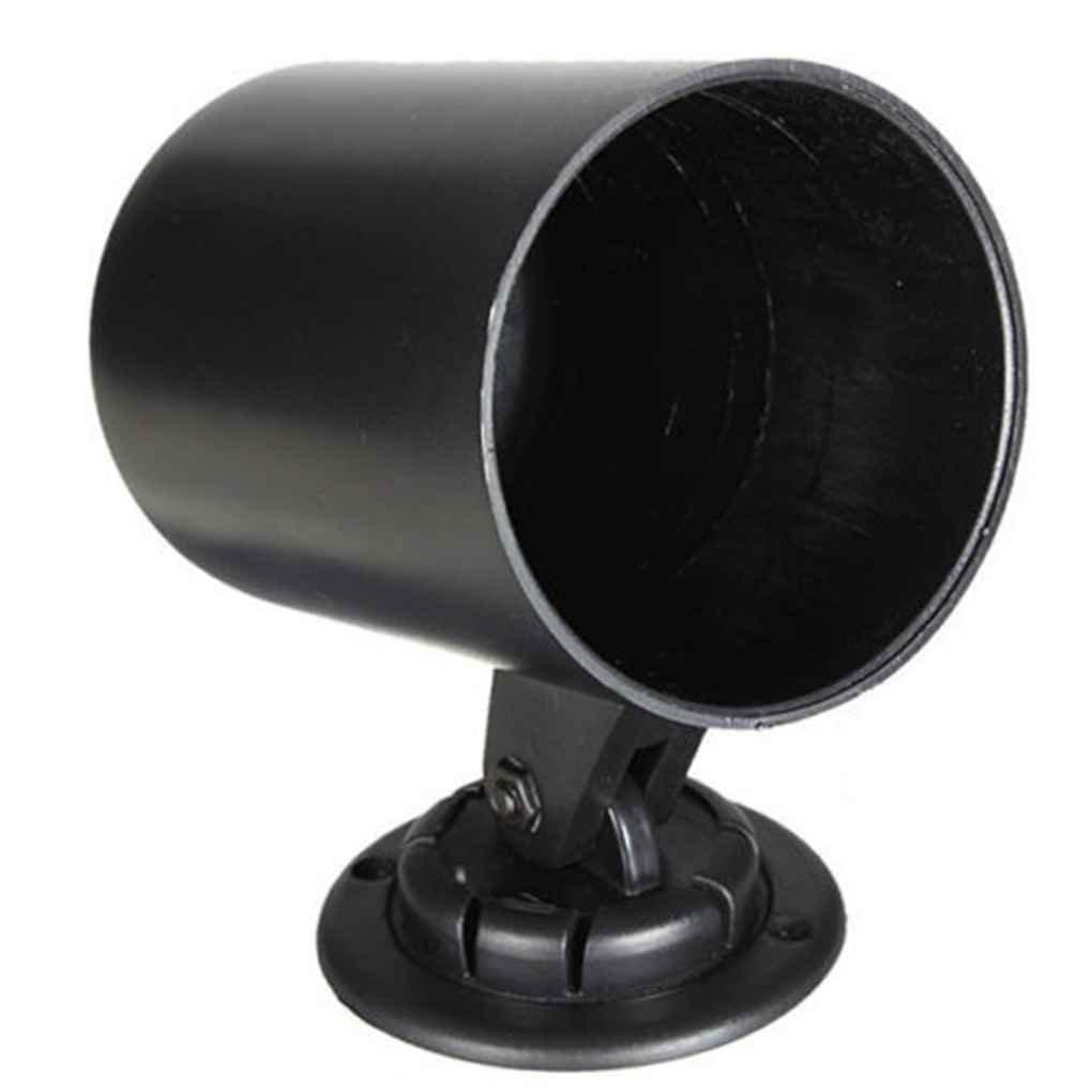 Uzinb Car Heavy Duty 52 mm Calibre Unique Pod Calibre Porte-gobelet Support Voiture en Plastique Auto Meter pods Support Compteur
