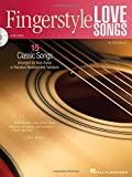 FingerStyle Love Songs - 15 Romantic Classics Arranged for Solo Guitar (Book/Cd)