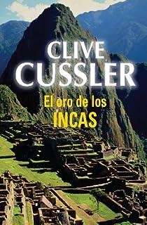 El oro de los incas par Cussler