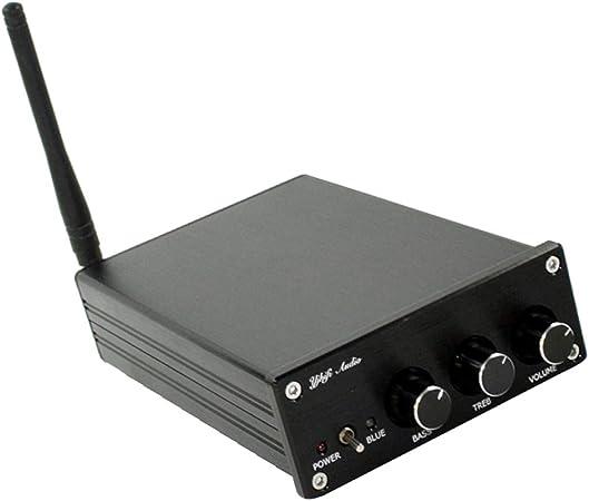 Amplificador De Audio Esté De Alta Fidelidad Bluetooth con ...