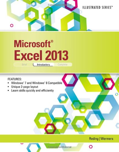 excel cover page