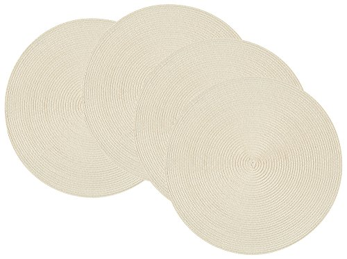 Now Designs Disko Round Placemats