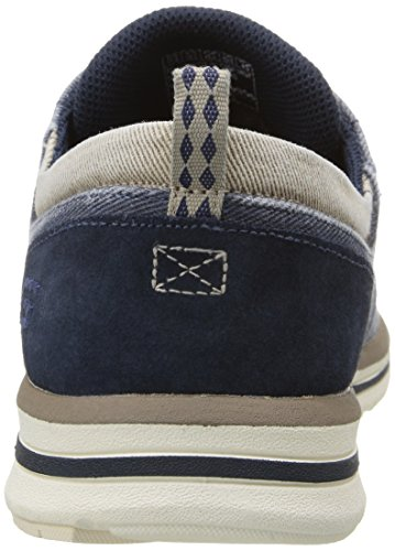 Skechers USA Mens Doren Alwen Oxford mehrfarbig