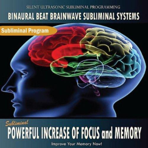 Subliminal Powerful Increase Focus Memory