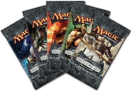 4x Jade Mage M12-2012 Core Set