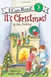 It's Christmas!, Jack Prelutsky, 0060537086