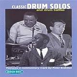 Classic Drum Solos and Drum Battles DVD