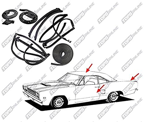 Amazon com: 1978 thru 1981 Chevrolet Monte Carlo--7 Piece