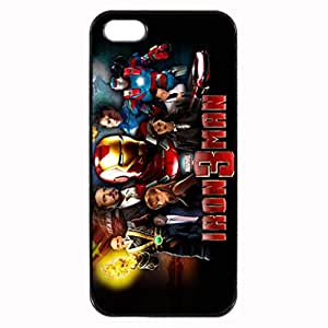 Iron Man 3 pattern Image 4 Case Cover Hard Plastic Case tive Iphone 4s / Iphone for Iphone 4 4sprotec