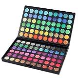 120 color eyeshadow palette - Vastaint Eyeshadow Palette 120 Colors Eyeshadow Matte and Shimmer Warm Eye Shadow Palette Makeup Kit Palette (#1)