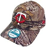 Minnesota Twins The League Realtree Camo 9FORTY Adjustable Hat / Cap