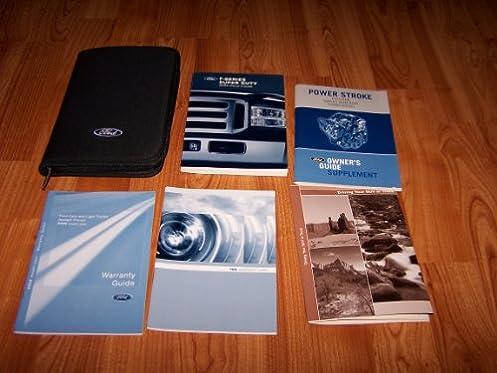 2006 ford f 250 f 350 owners manual amazon com books rh amazon com 2000 Ford F-350 2006 ford f 350 super duty owners manual