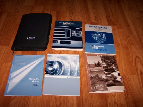 2006 Ford F-250 F-350 Owners Manual