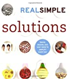 Real Simple Solutions, Real Simple Magazine Staff, 1603208186