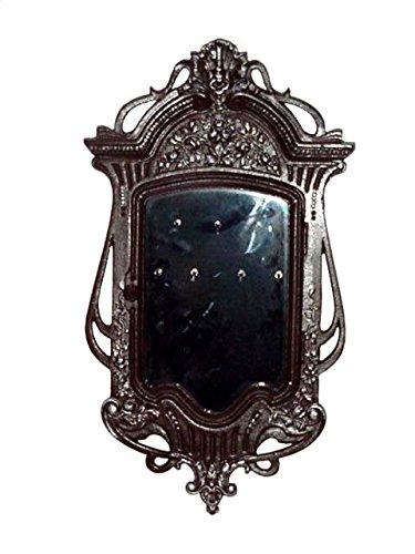 Decoratie Schlüsselkasten Schlüssel Box Mit Glastür Aufbewahrung antik Look Gußeisen H ca.46cm