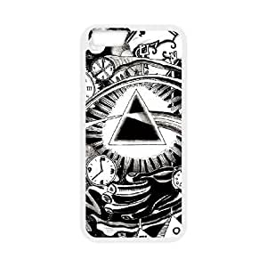 Pink Floyd iPhone 6 Plus 5.5 Inch Cell Phone Case White SH6155762
