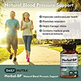 Herbal-BP Natural Blood Pressure Supplement by