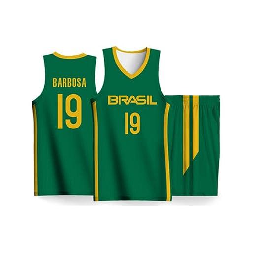 BALL-WHJ Copa Mundial De Baloncesto Unisex 2019 Brasil ...
